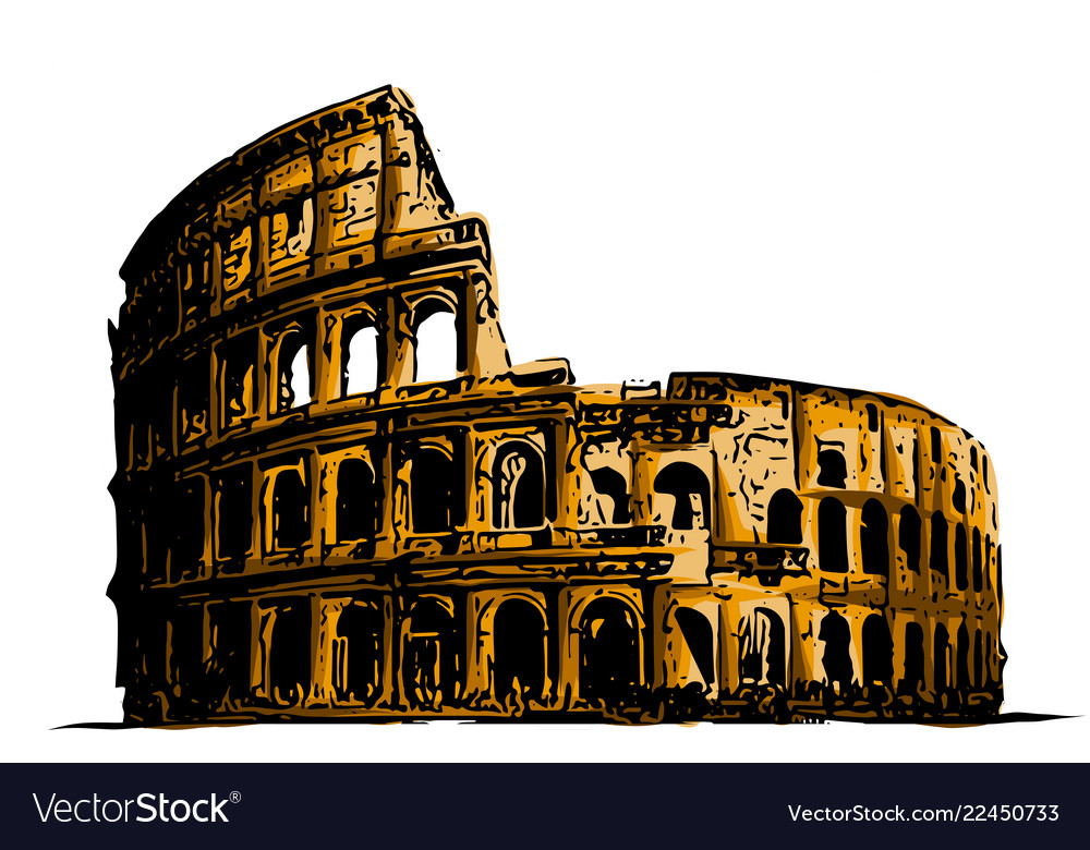 Coliseum italy attractions