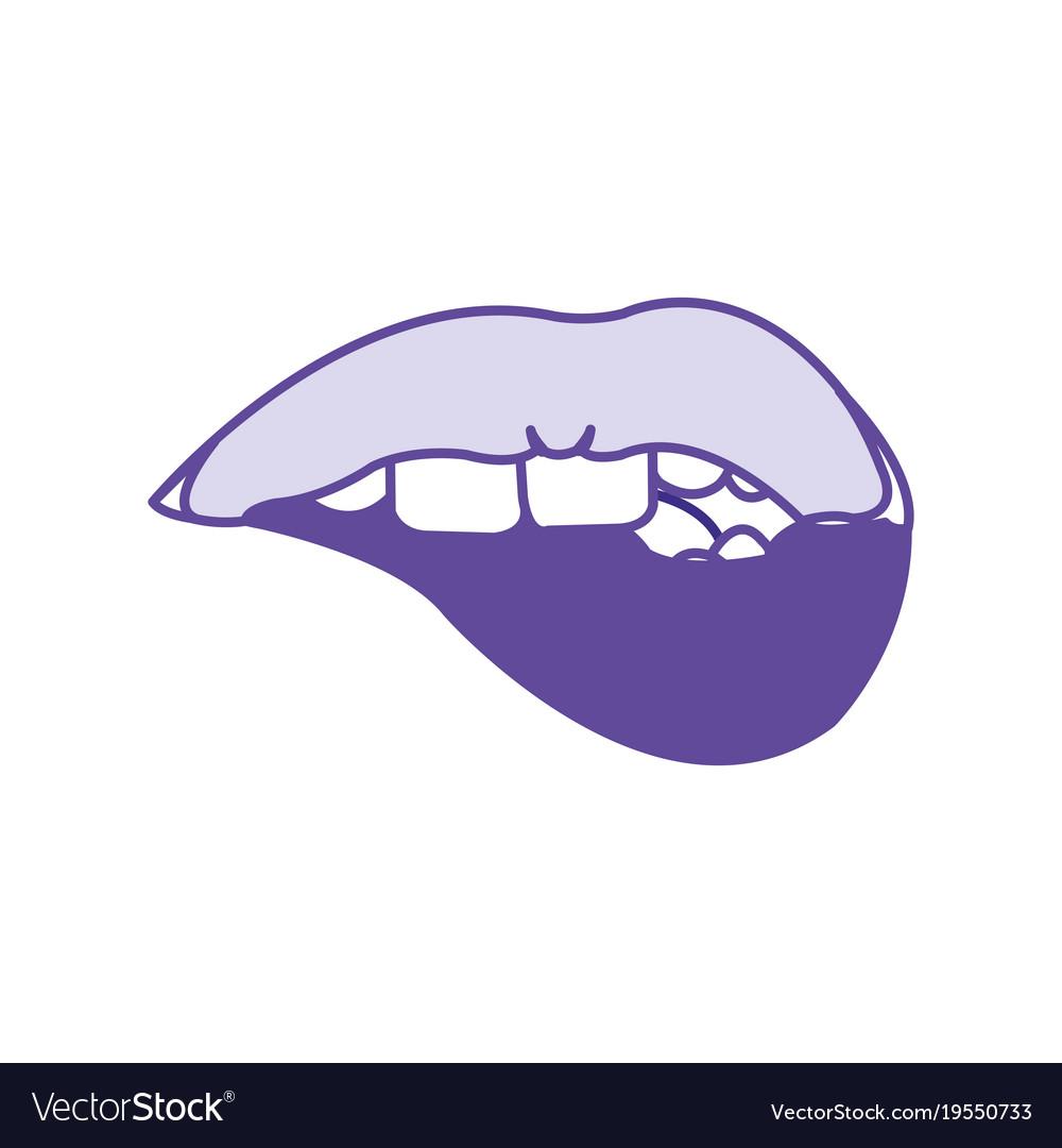 evil cartoon mouth - HD1000×1080