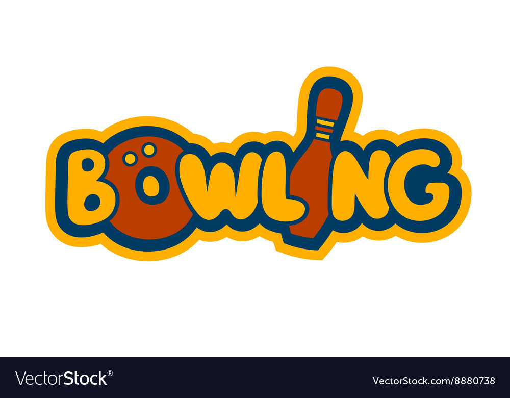 Bright Bowling Sign