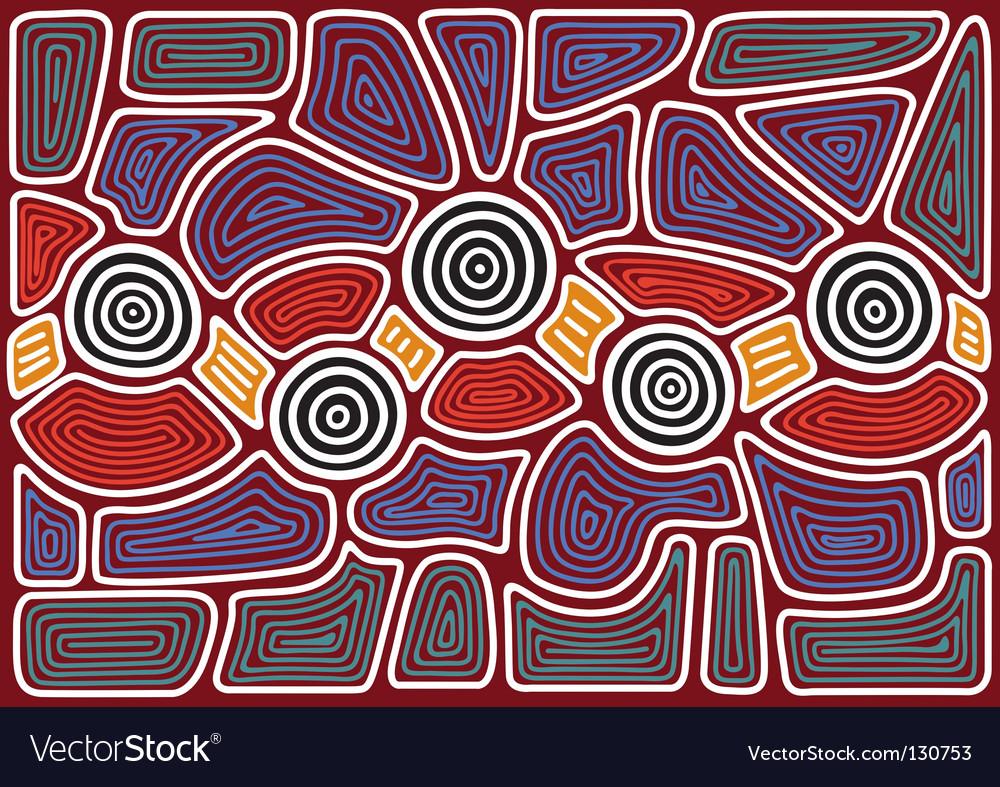 Australian pattern