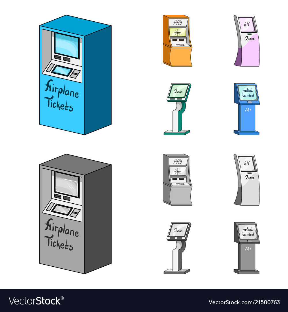 Medical terminal atm for paymentapparatus for