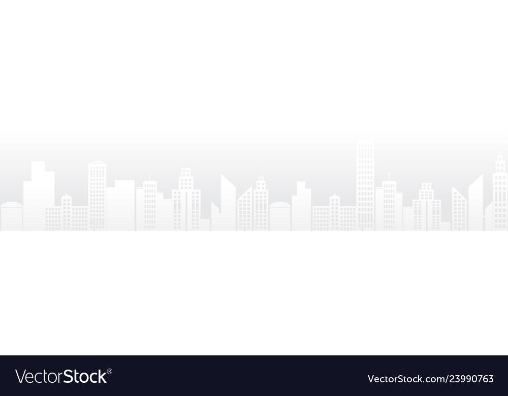 White city ponorama