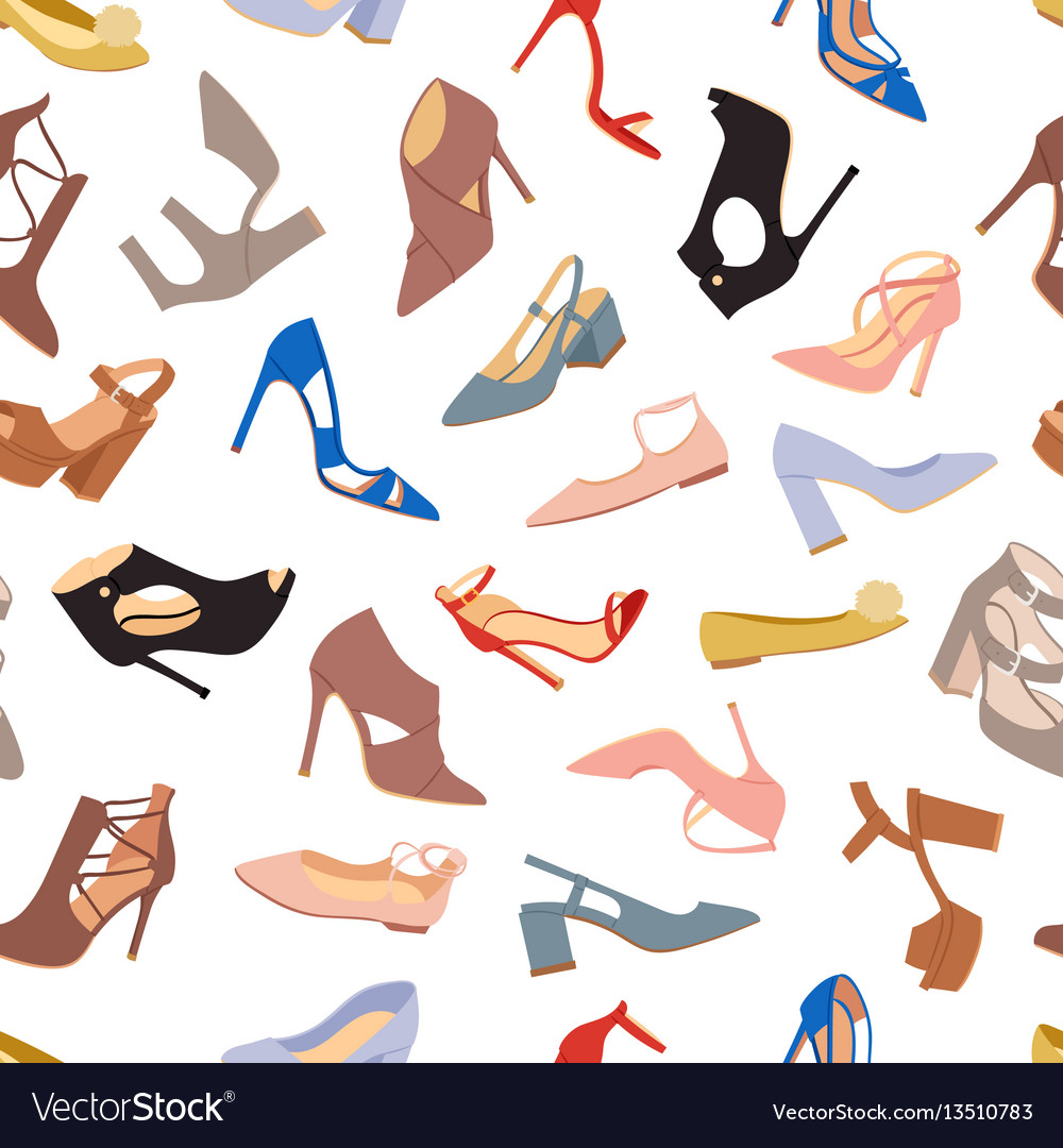 Womens shoes flat fashion footwear design