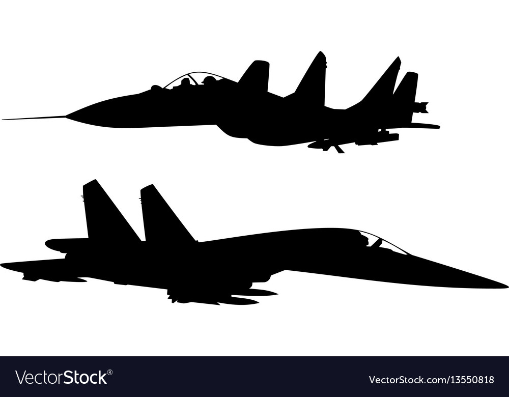 Military fighter