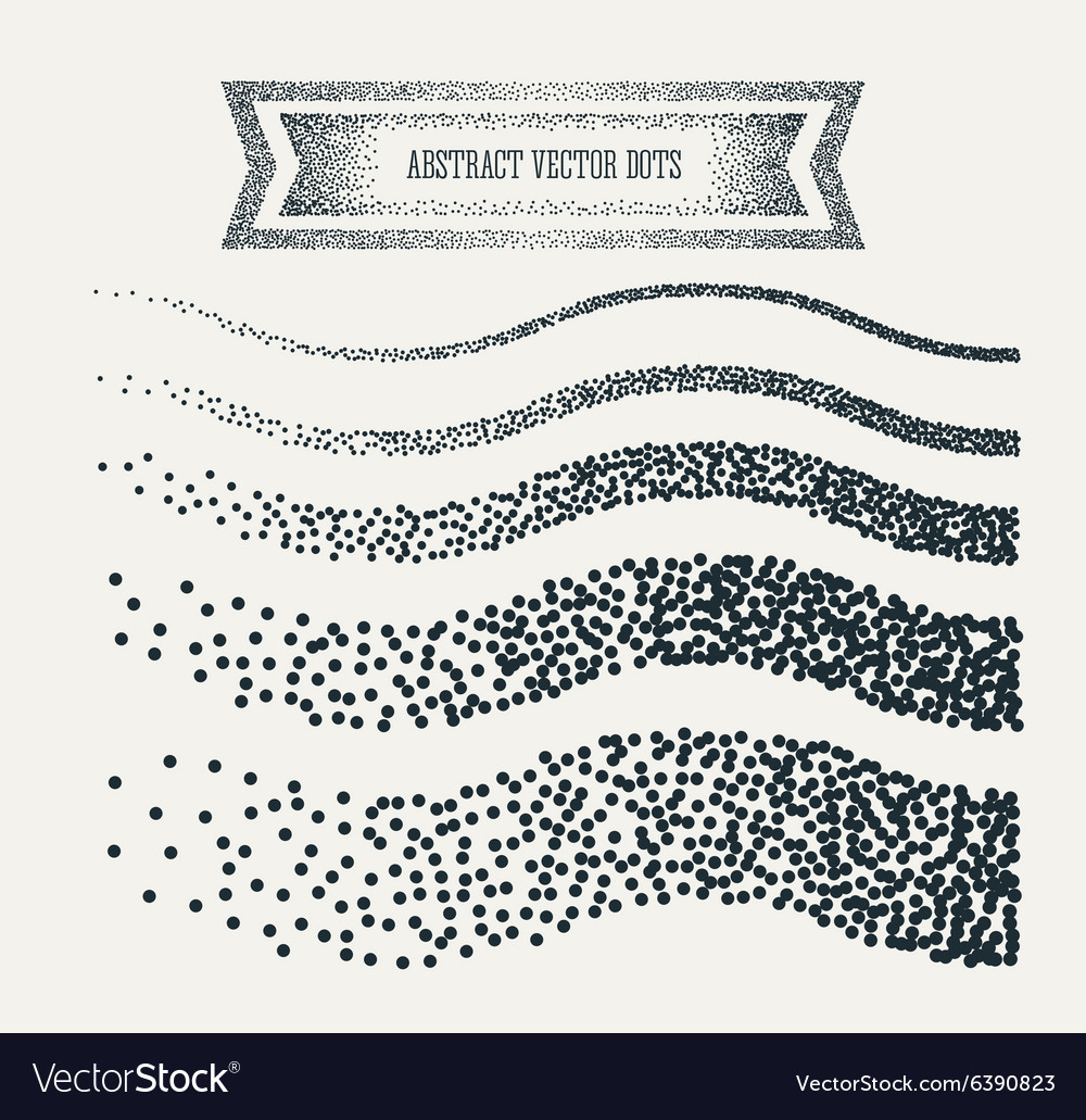 Halftone dots abstract business grey