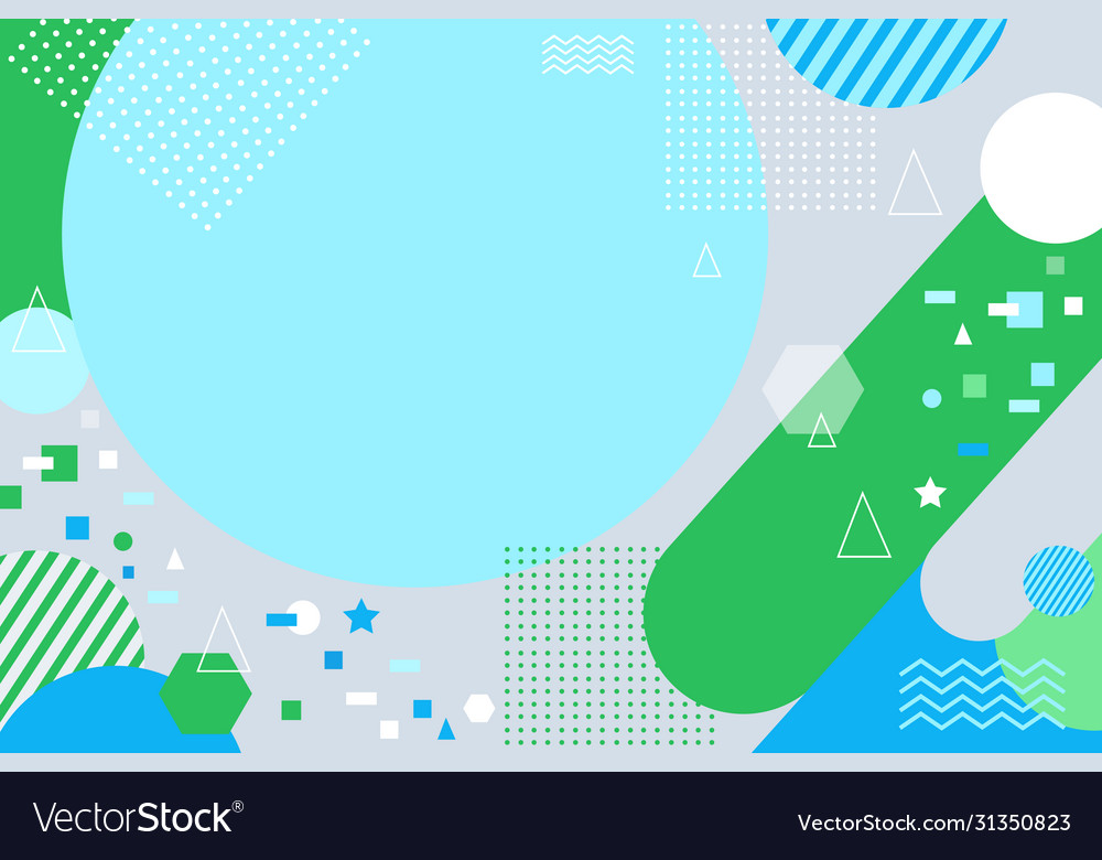 Modern background trendy fluid design