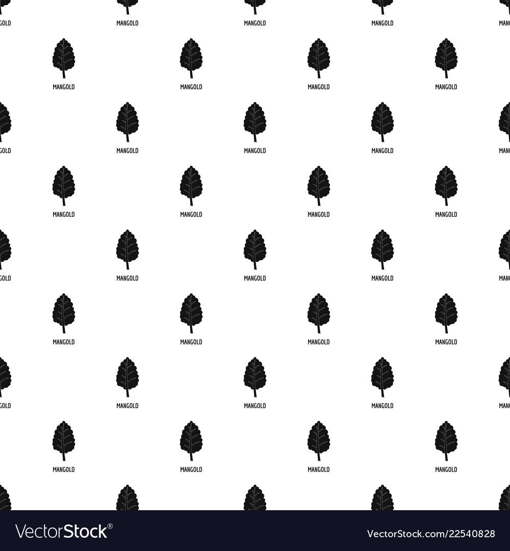 Mangold pattern seamless