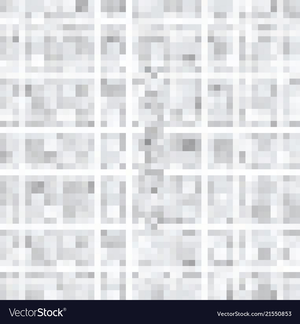 Abstract gray background of squares