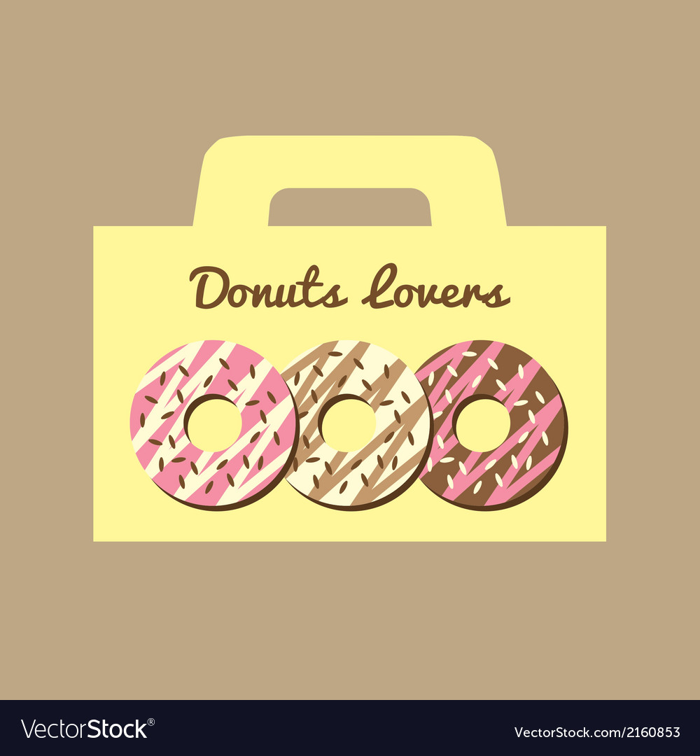 Donuts Lovers Box
