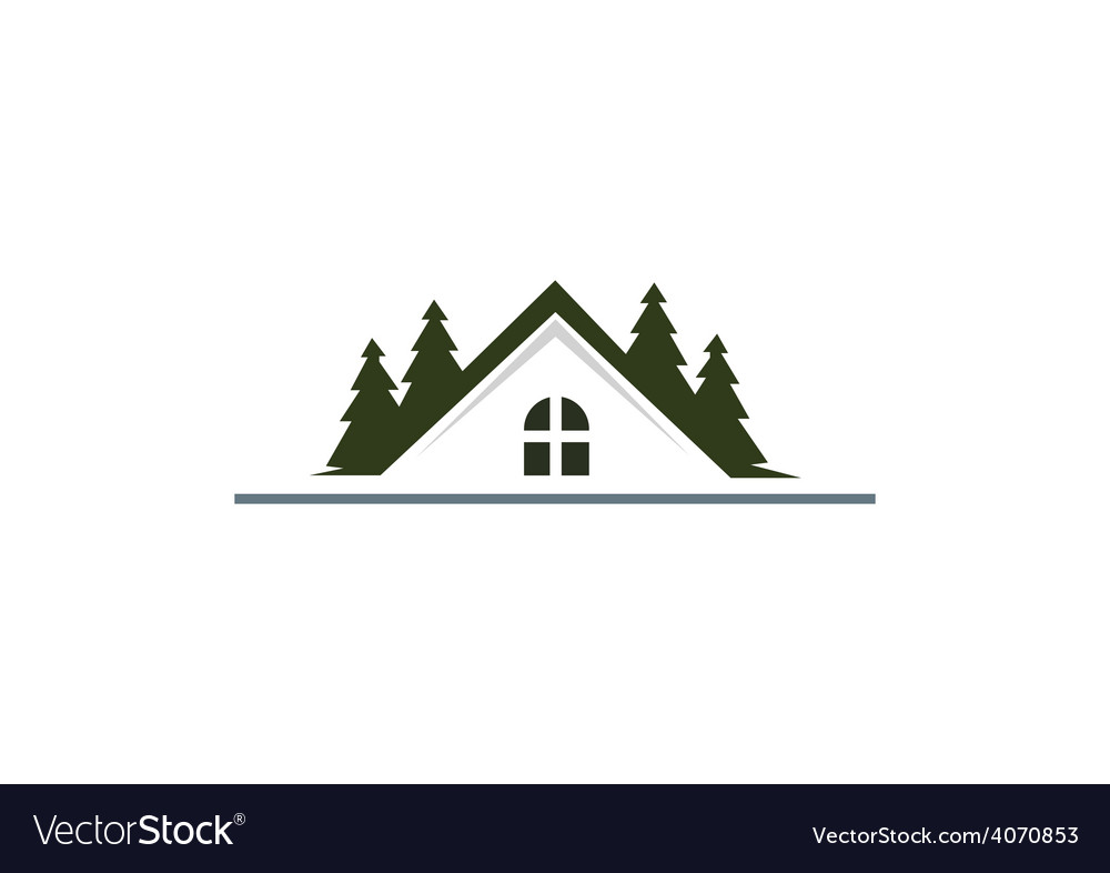 House mountain realty resort logo