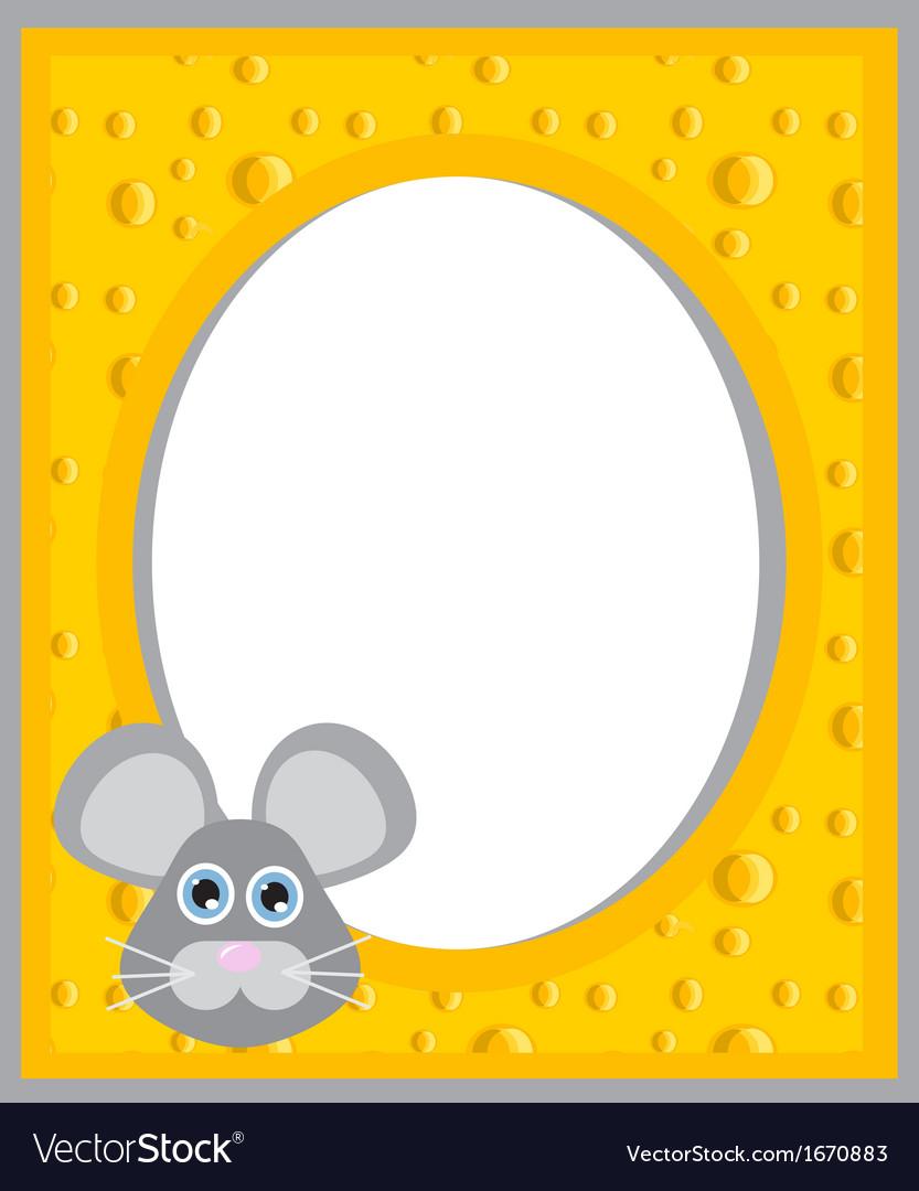 Cheese frame