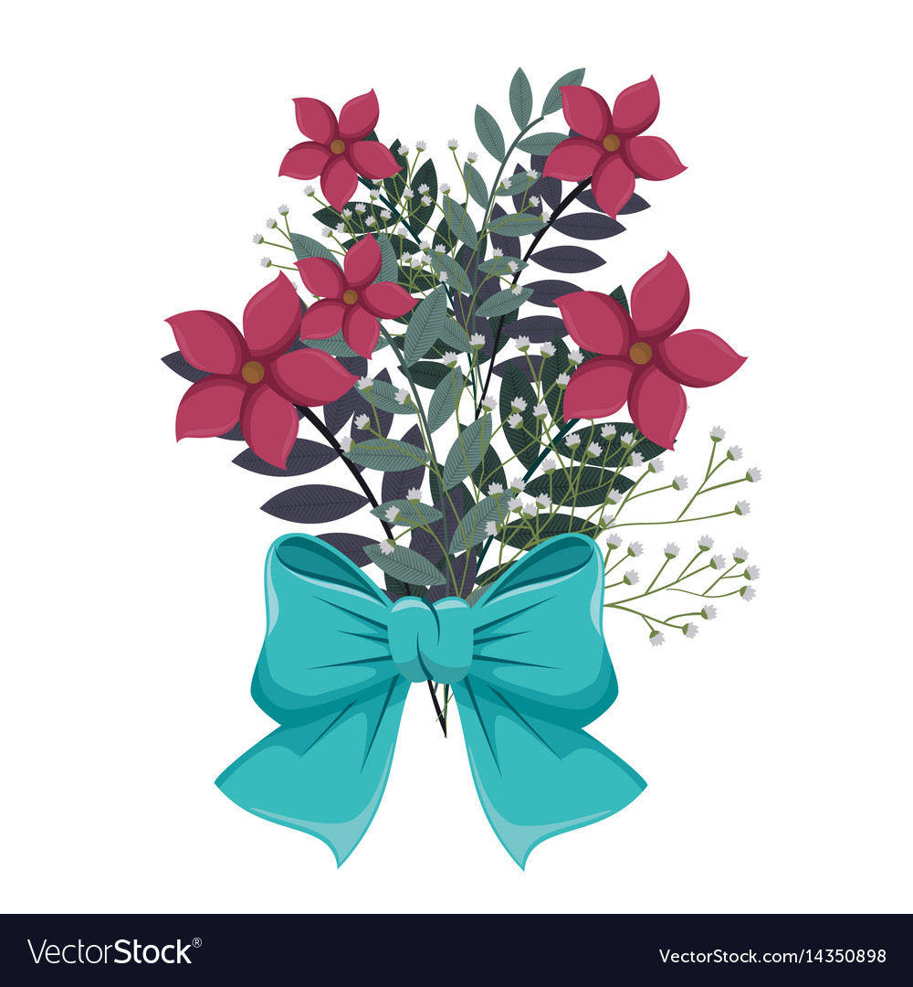 Bouquet of flowers icon royalty free vector image bouquet of flowers icon vector image izmirmasajfo