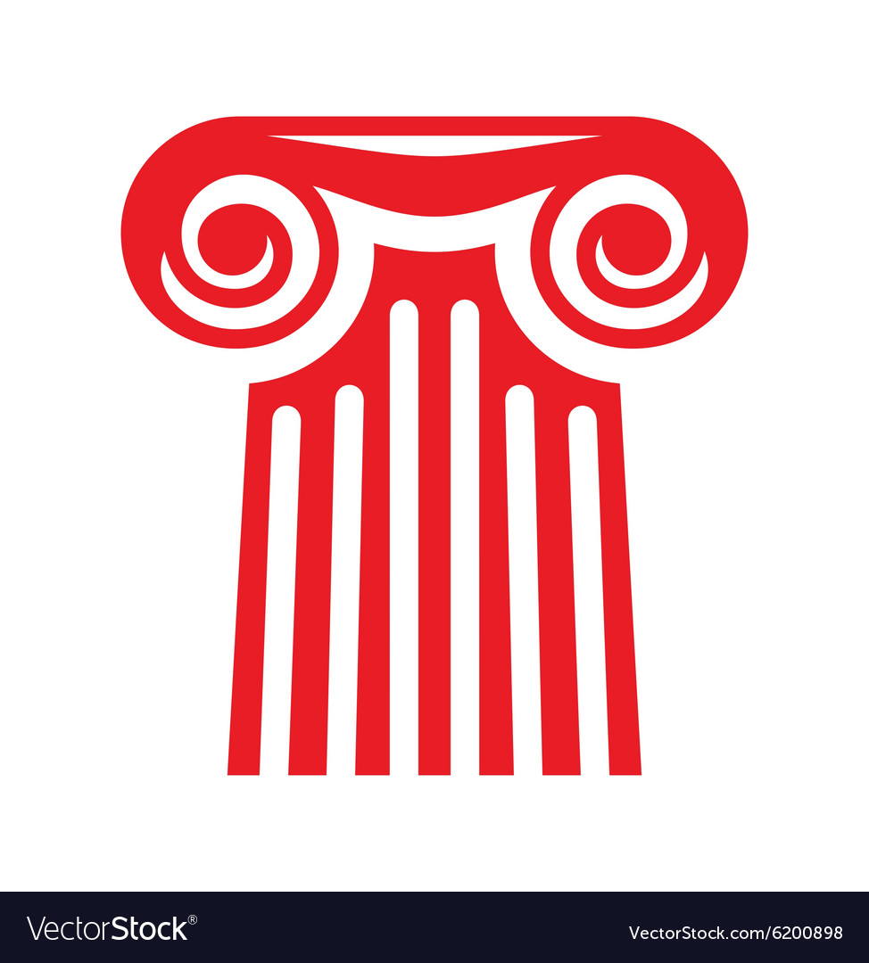 Greek column icon1