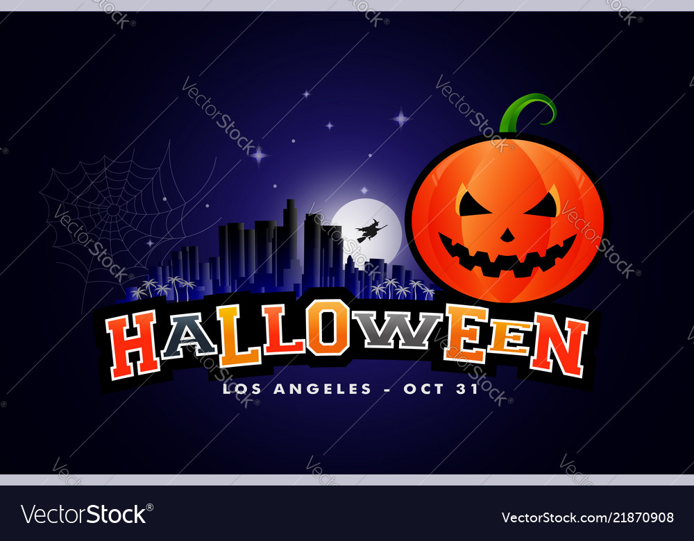 Halloween party background los angeles