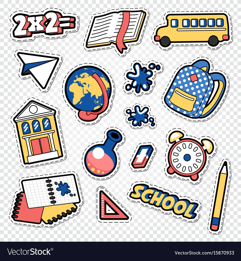 Educational Stickers