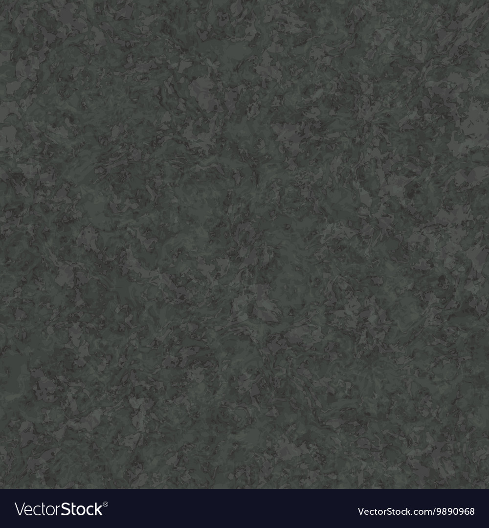 Abstract Dark Gray Marble Texture Background Vector Image