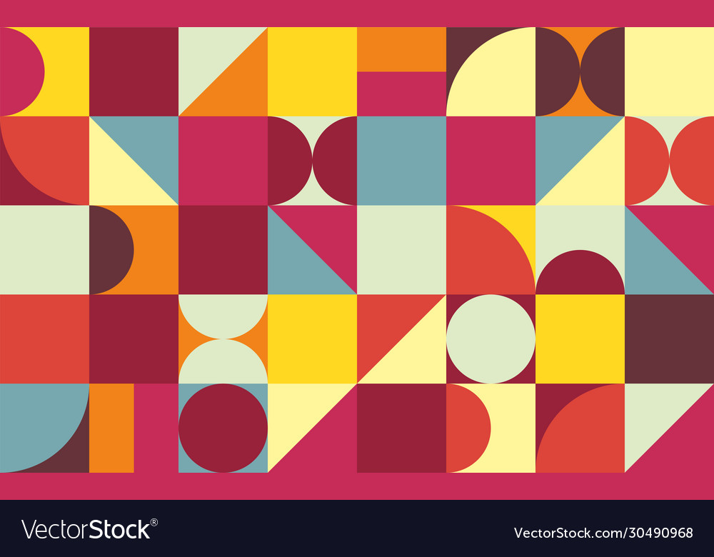 Geometry minimalistic background poster abstract