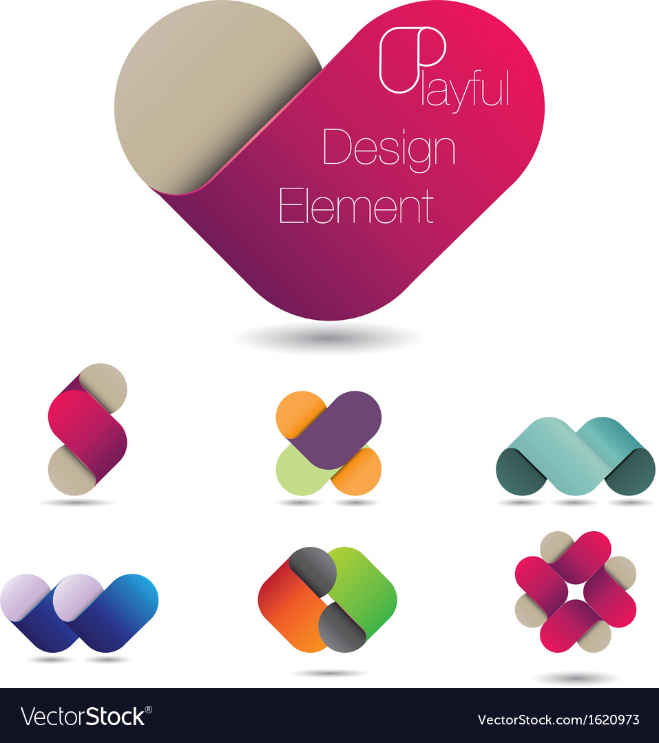 Playful Design Element