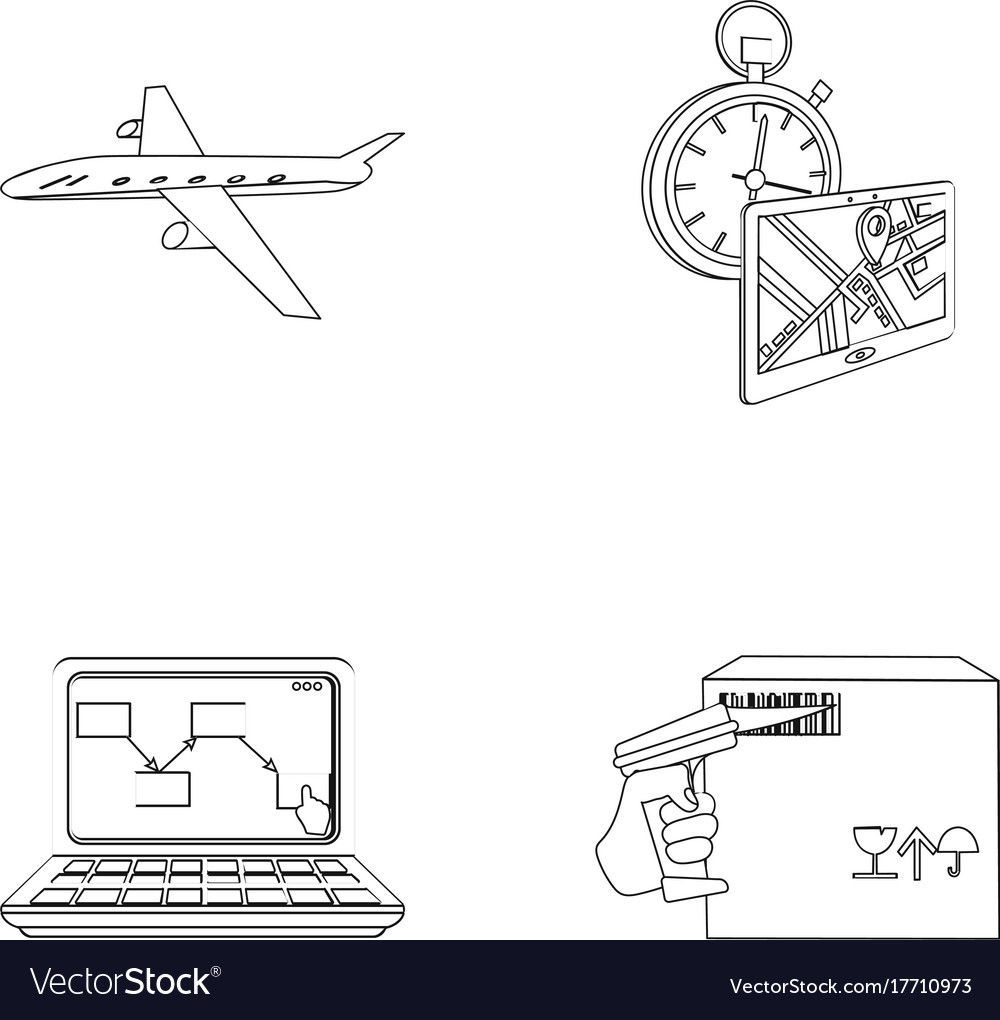 Transport aircraft delivery on time computer