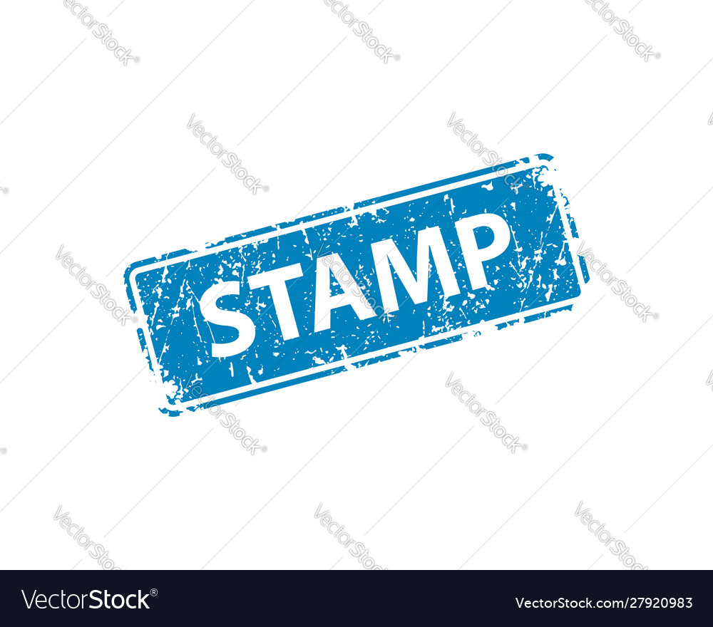Template stamp texture