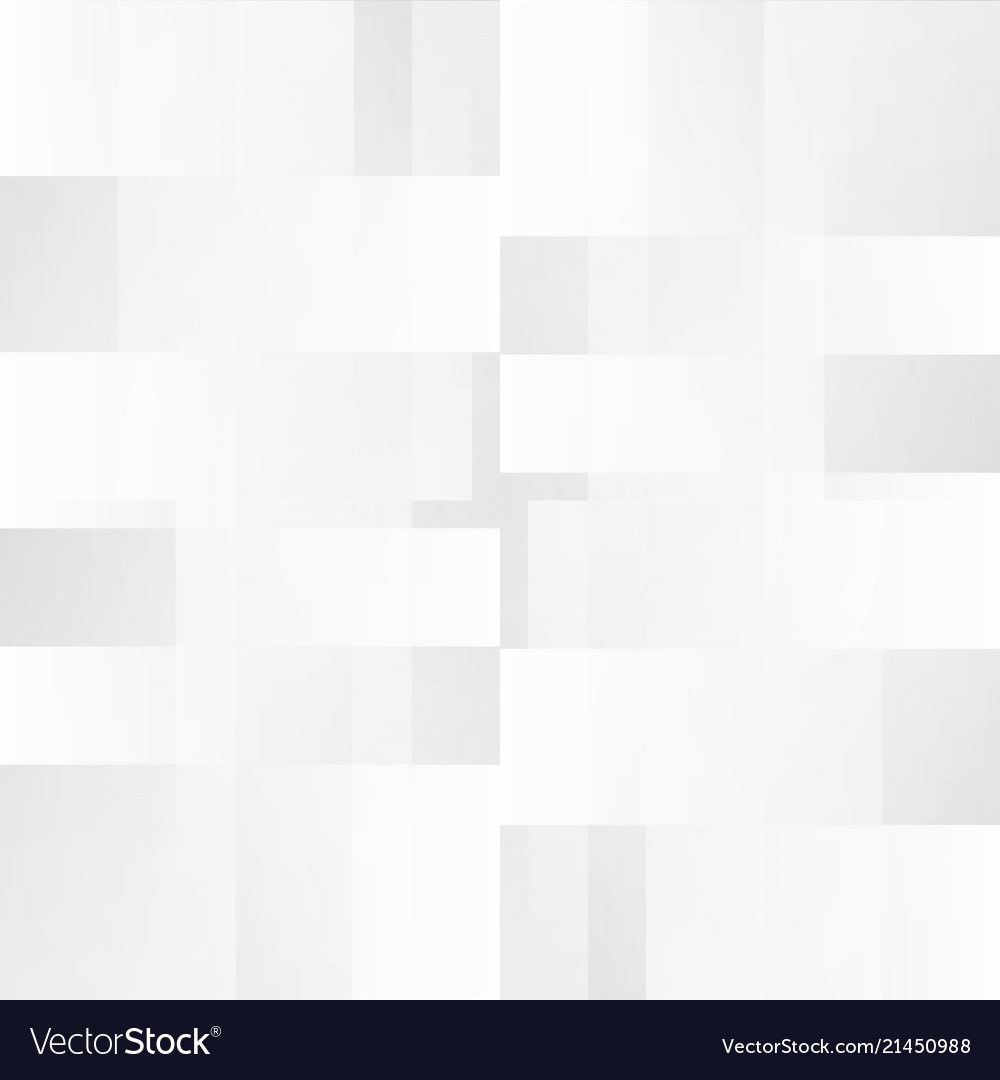 Abstract of clean black and white pattern square