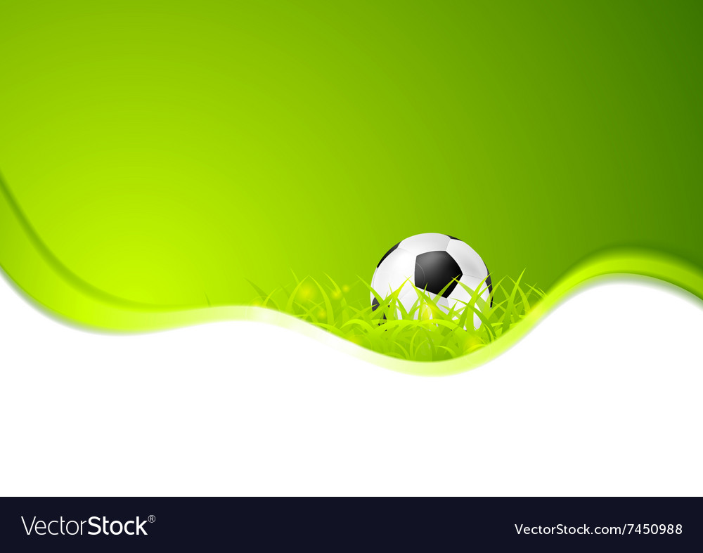 Abstract sport soccer background