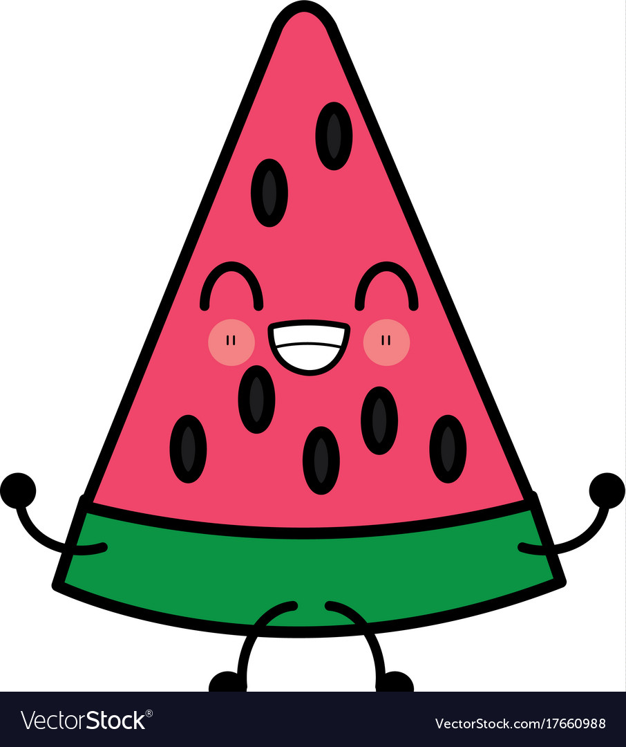 Pictures Of Cartoon Watermelon
