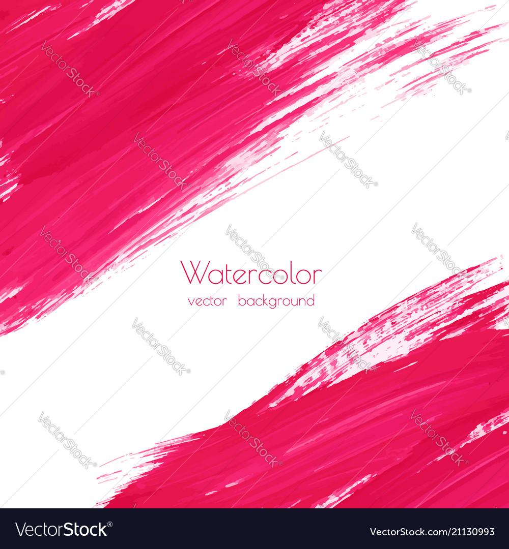 Magenta pink rose marble watercolor texture