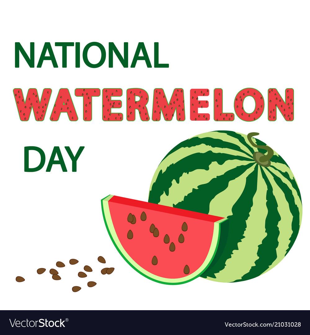 Pictures Of Watermelon Day