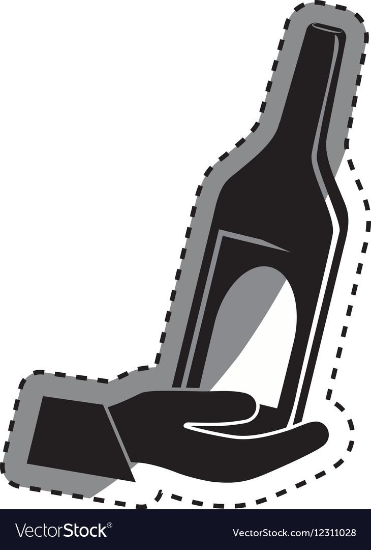 Winne bottle beverage