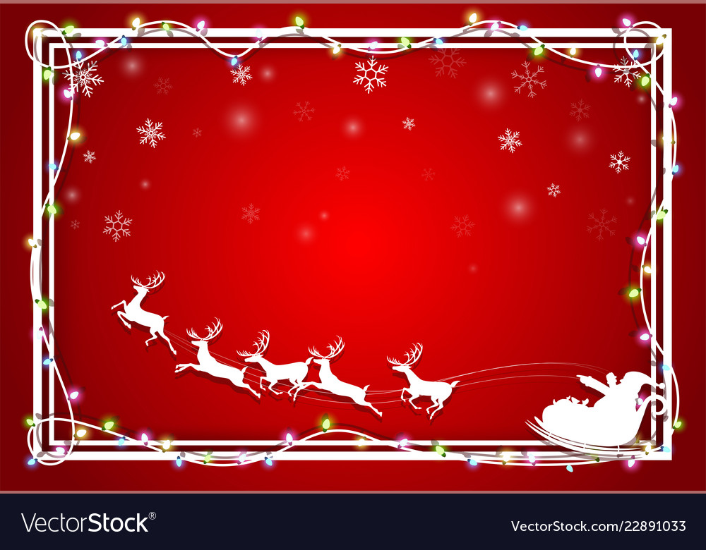 Concept of christmas festival and new year
