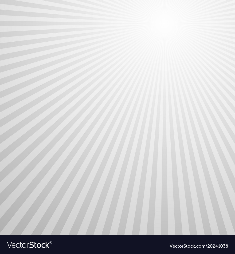 Retro abstract gradient sunray pattern background