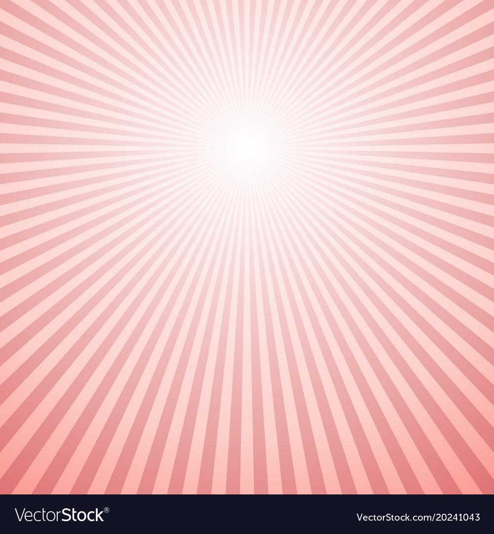 Abstract retro gradient star burst pattern