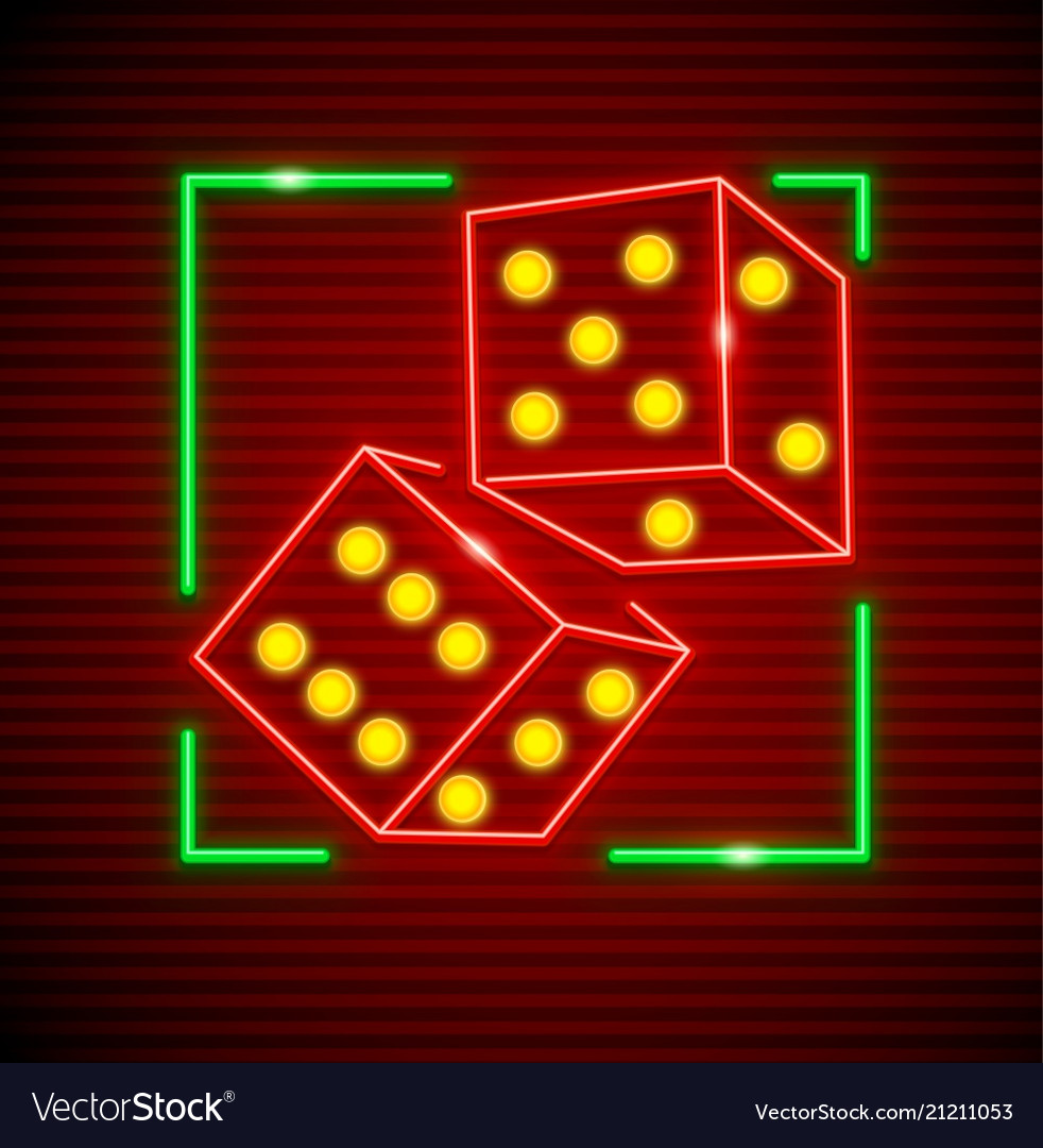 Cubes for playing dices