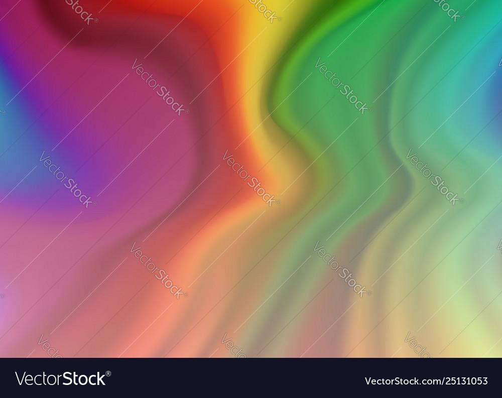 Liquid color background design colorful template