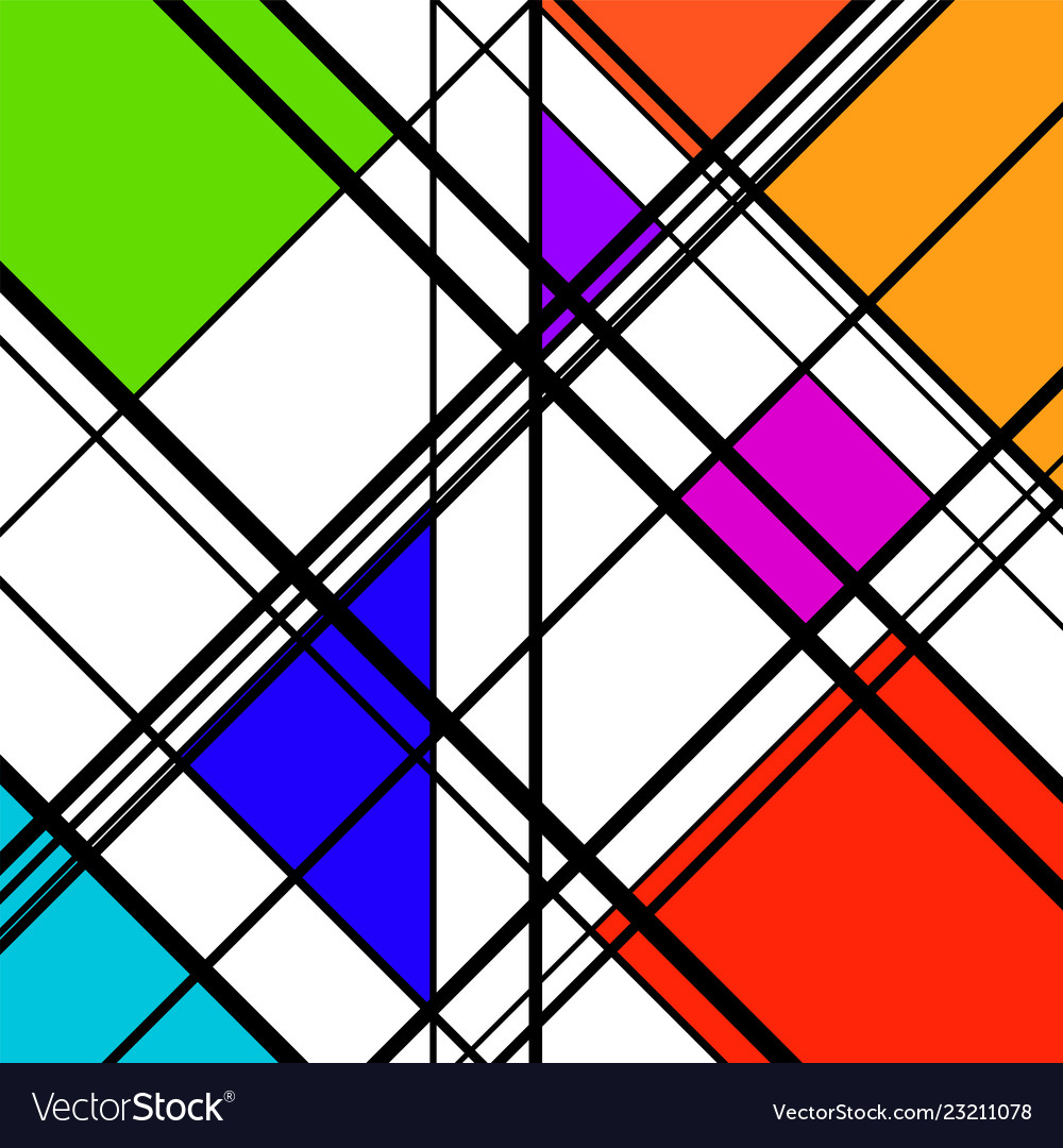 Abstract geometric background geometric shapes