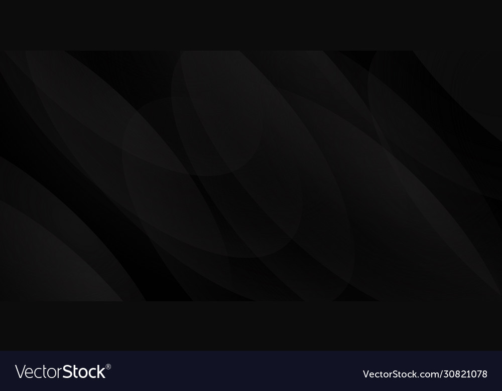 Abstract gradient horizontal banner background