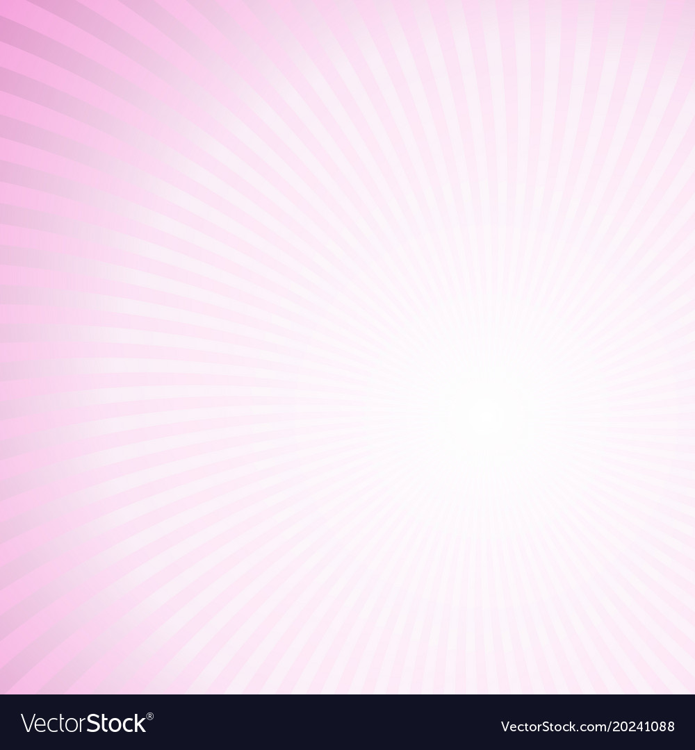 Spiral background from twisted rays vector image