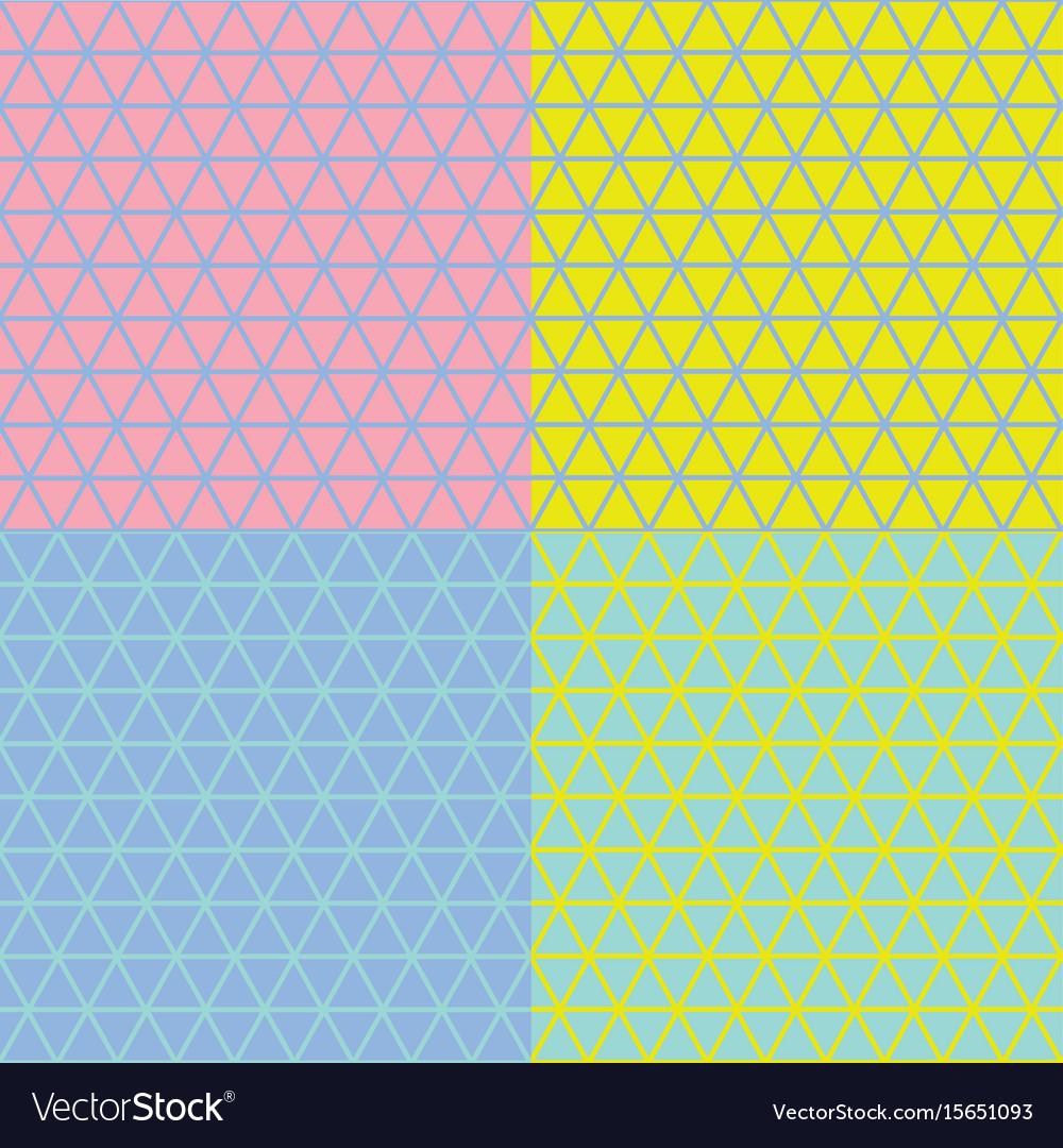 Concept geometry line seamless pattern