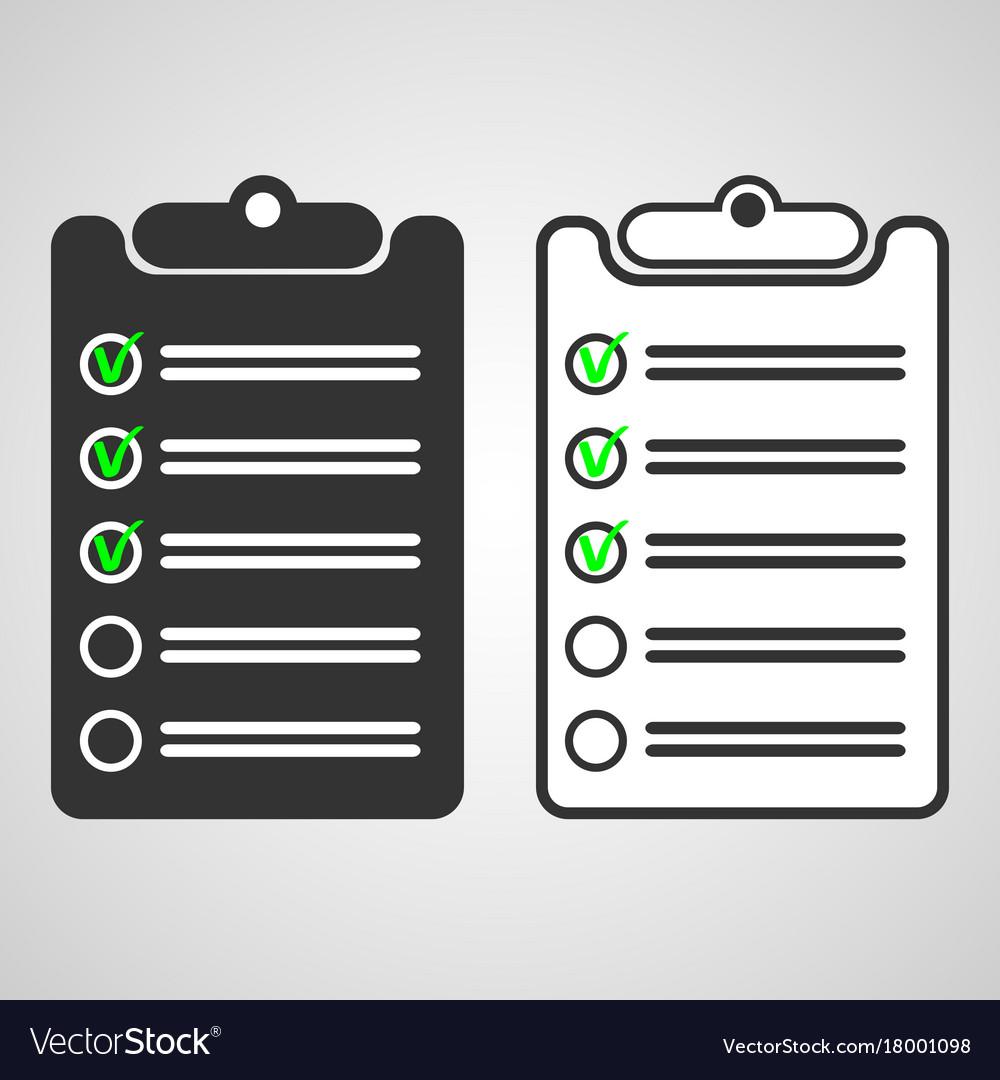 Black list and white list