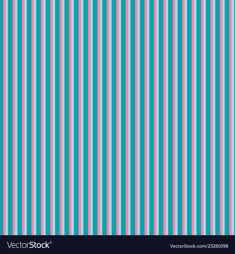 Pink and blue striped seamless pattern design