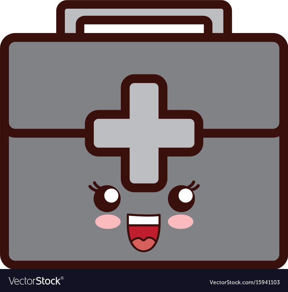 First aid box icon