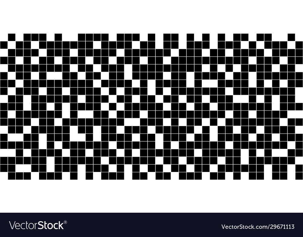 Abstract background black and white checkered