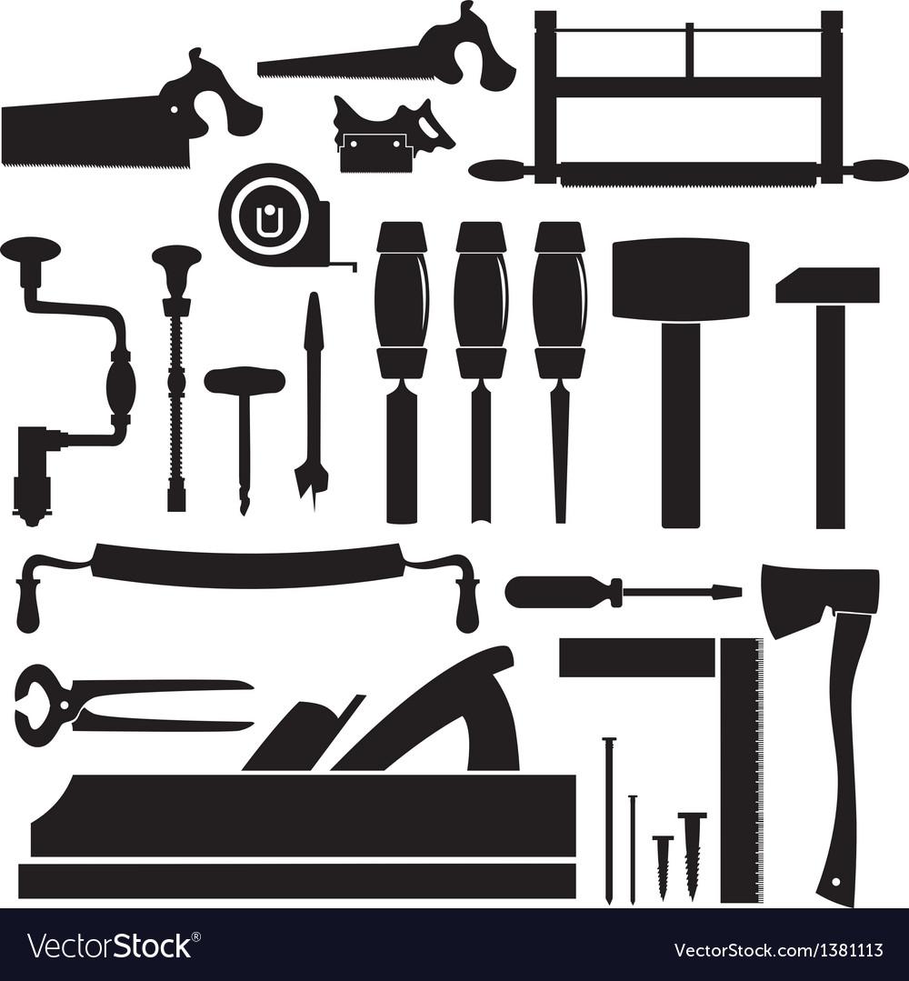 Tools carpenter set
