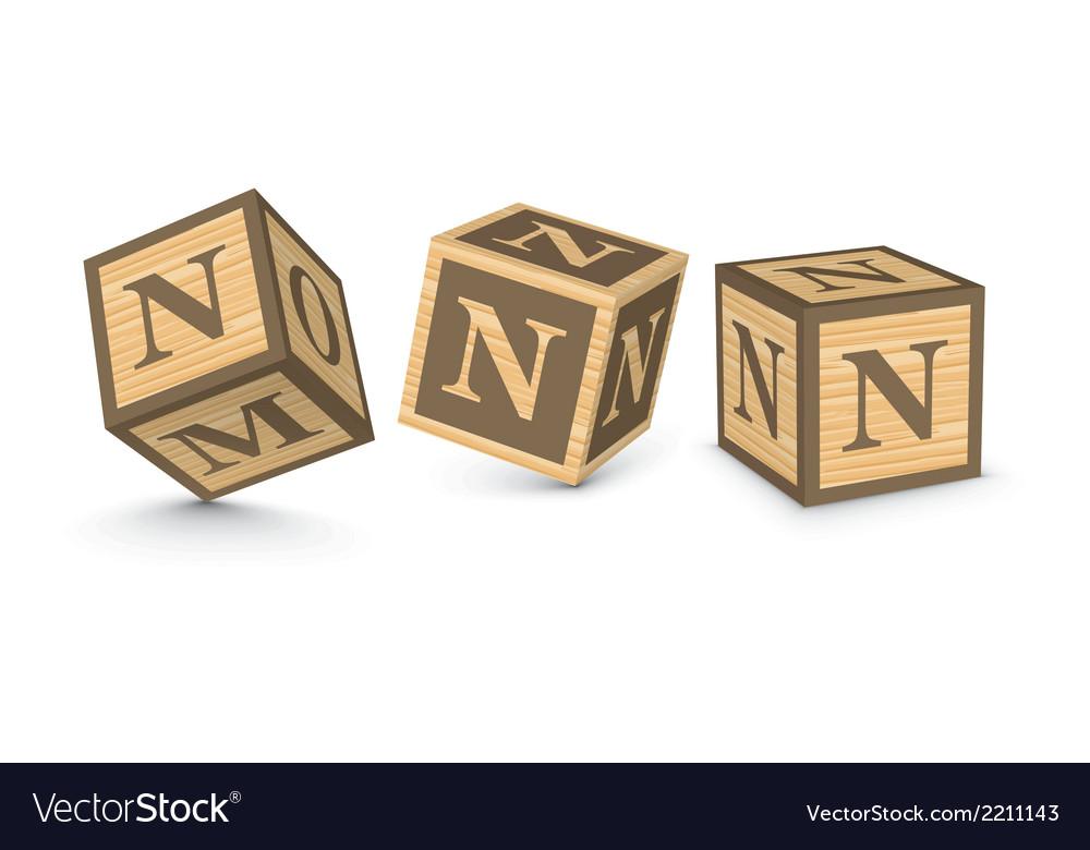Pastel Wooden Alphabet Blocks Photos Alphabet Collections