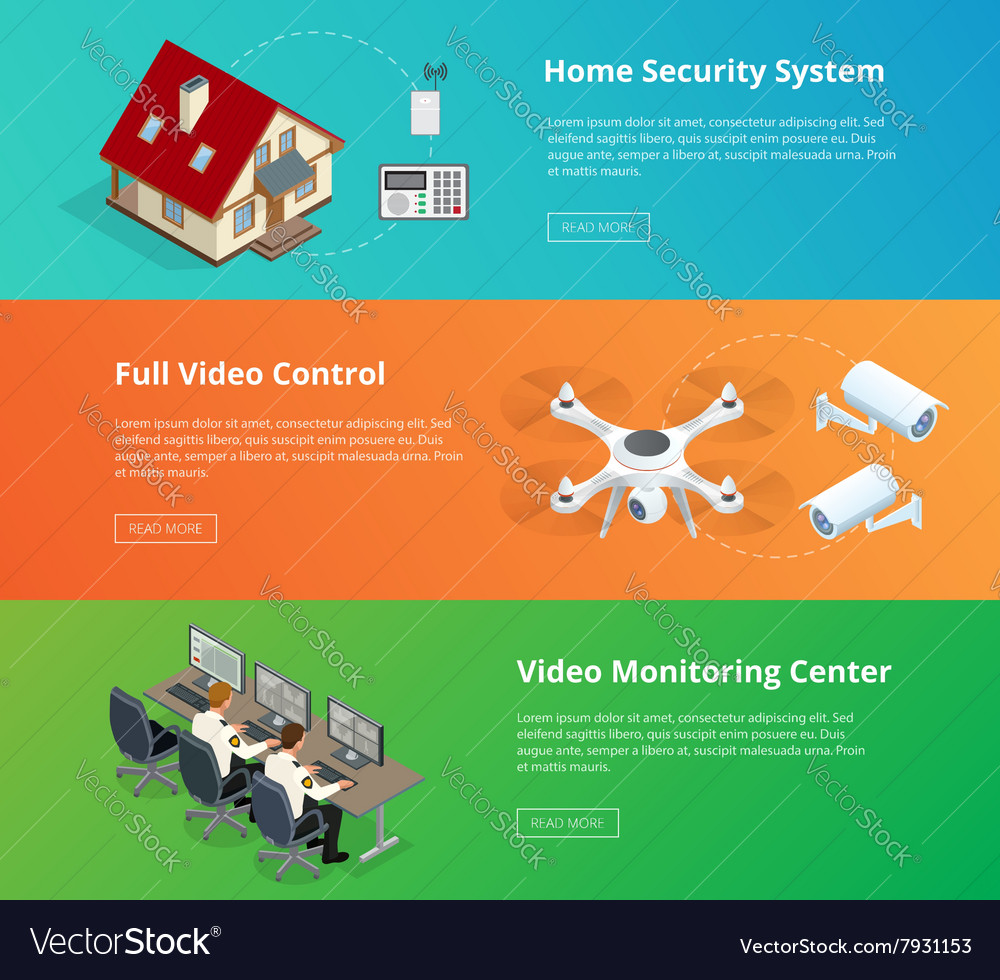 Alarm system Security system Security camera