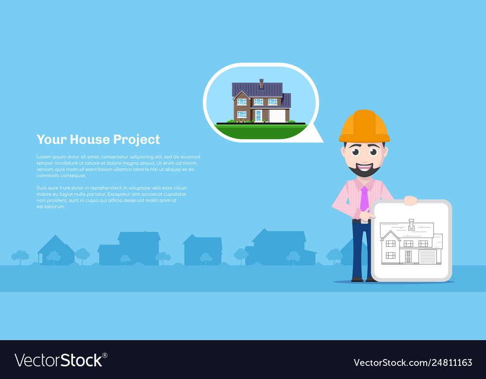 House project concept