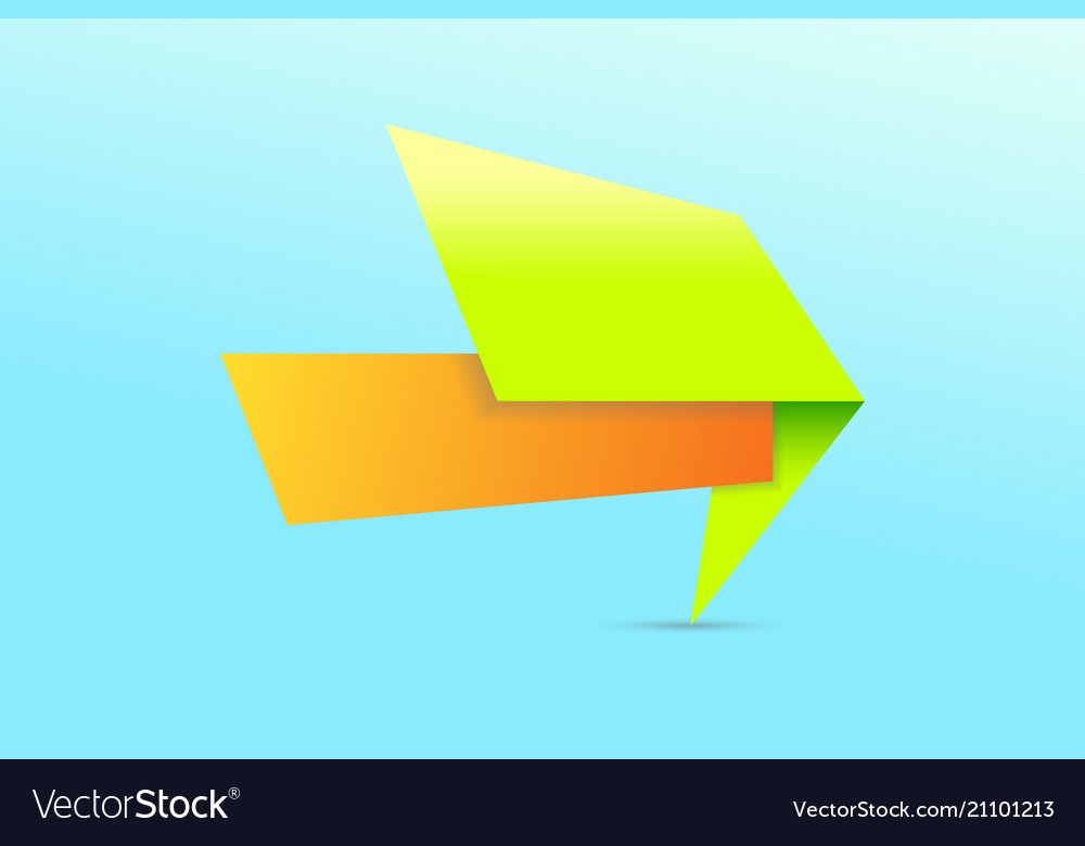 Geometric sale banner
