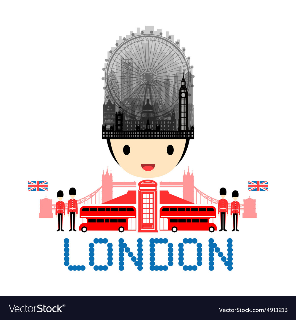 London England Travel Landmarks