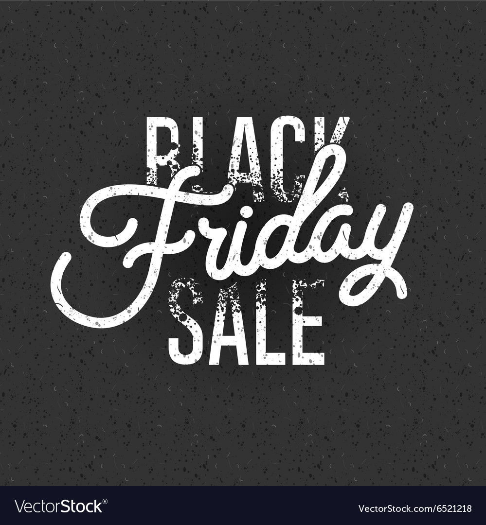 Black Friday sale design